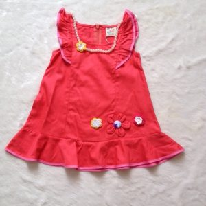 Đầm chữ A cho bé gái
